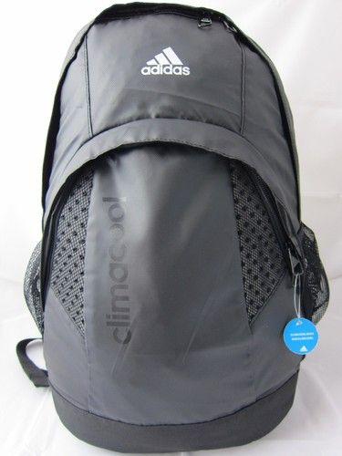 b228b0af0e New Adidas Clima Climacool Backpack Laptop School Rucksack Gym Travel Bag  Z26121