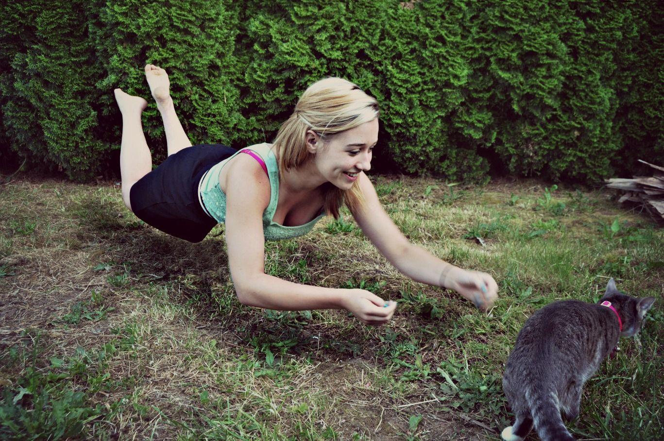 Levitation Photography!