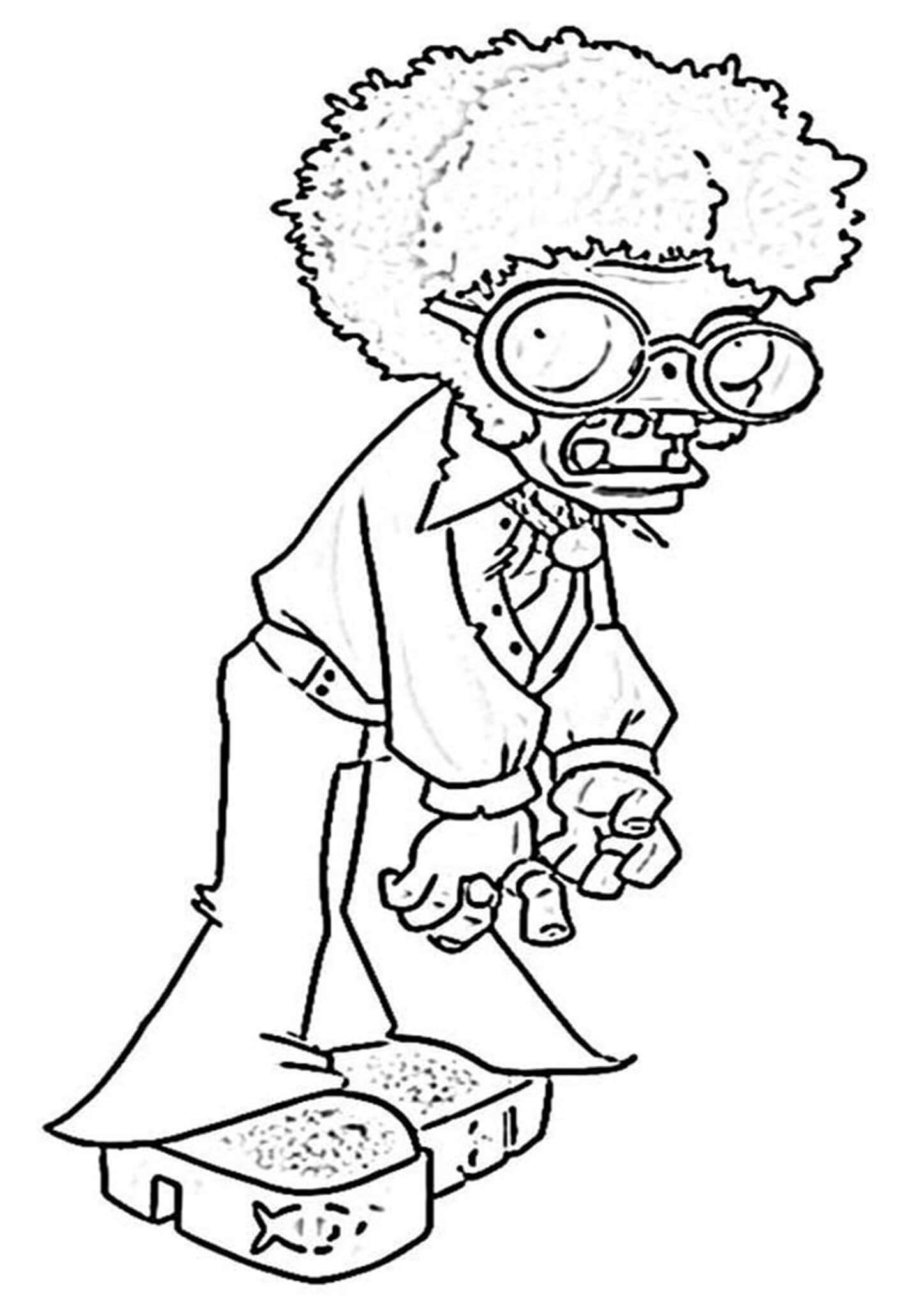 Free Easy To Print Plants Vs Zombies Coloring Pages In 2021 Coloring Books Coloring Pages Coloring Book Pages [ 2048 x 1448 Pixel ]