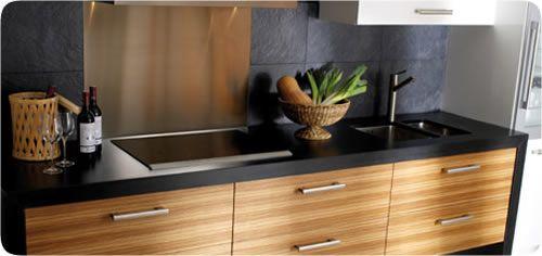 Muebles de Cocina - Diseño de Cocinas - Cubiertas de Marmol ...