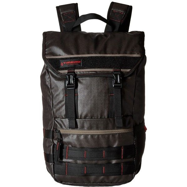 Timbuk2 Rogue (Carbon/Fire) Backpack Bags ($56) ❤ liked on ...