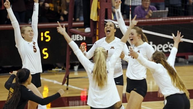 Gophers Set To Compete At Ncaas Women Volleyball Volleyball News Volleyball