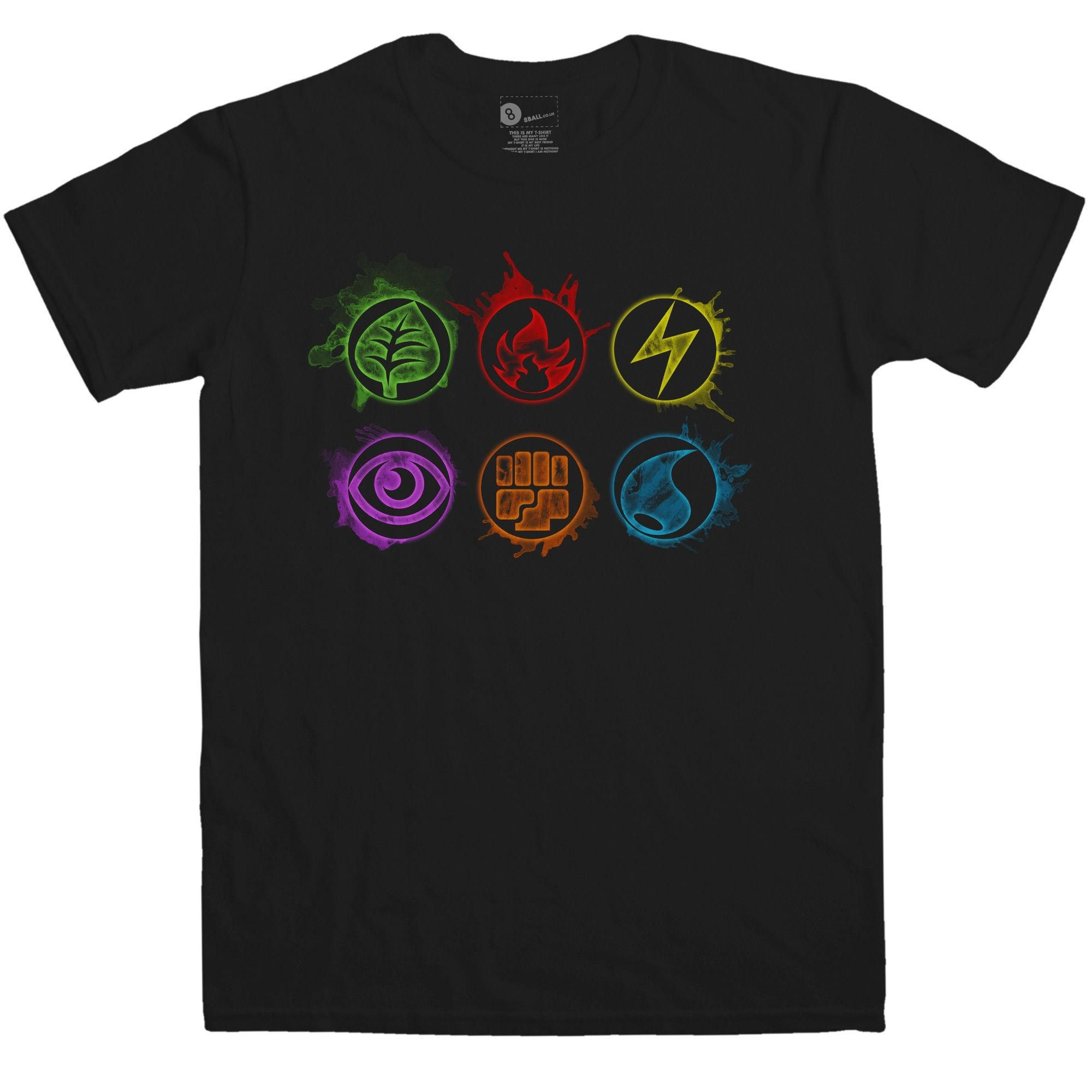 Inspired by pokemon t shirt energy card symbols pokmon and symbols inspired by pokemon t shirt energy card symbols buycottarizona Gallery
