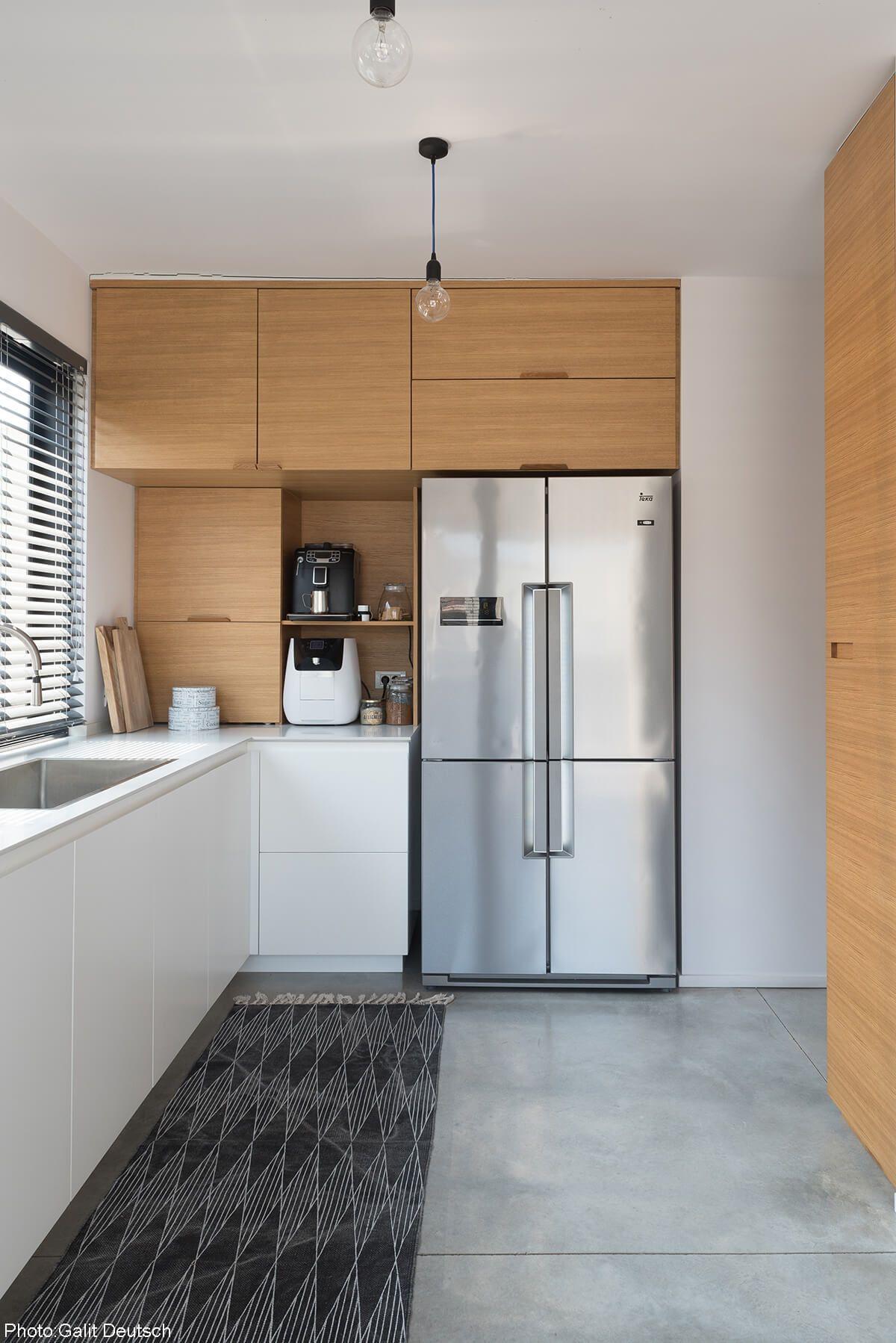 90sqm Duplex Apartment Fineshmaker Kitchen Room Design Minimal Kitchen Design Kitchen Design Small