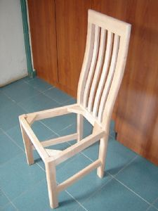Maderas pereira fabrica de tarugos de madera somieres de for Fabrica de mesas y sillas de comedor