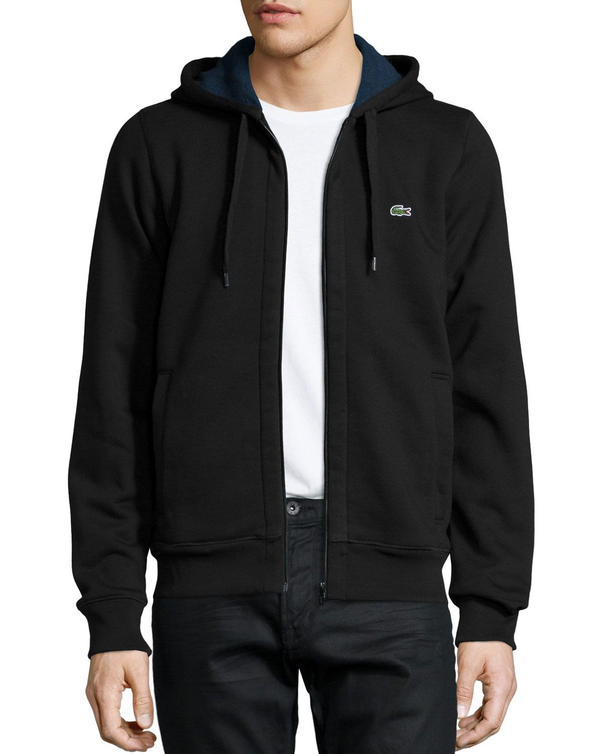 e2923d4b36e23 Full-Zip Fleece Hoodie