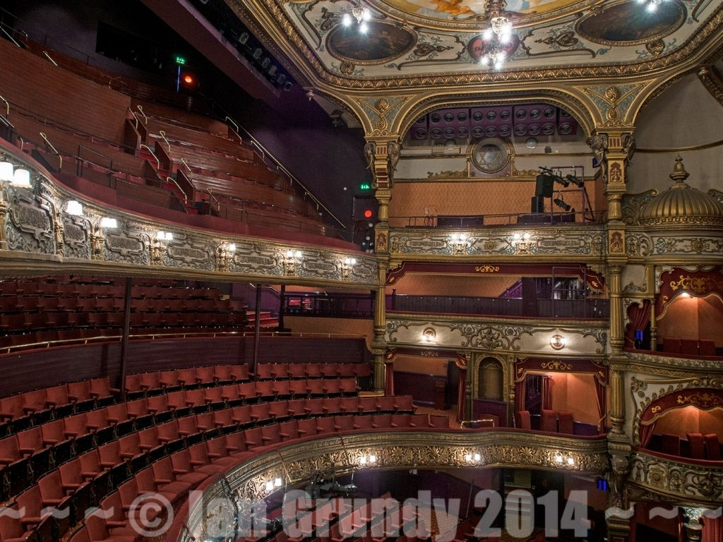 grand opera house belfast with images seating plan