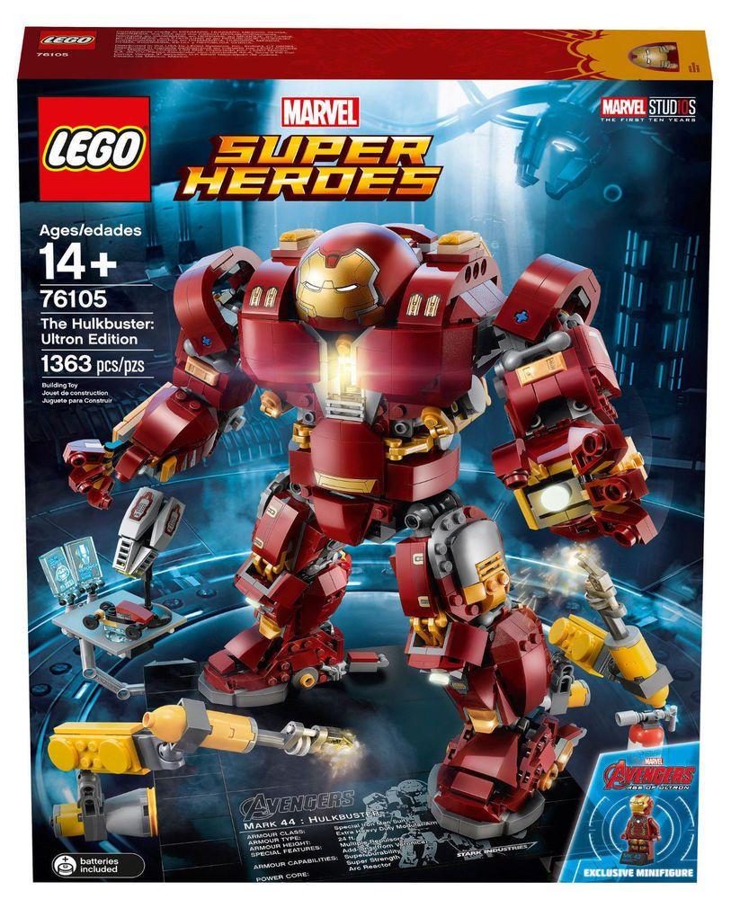 Lego Bruce Banner a.k.a Hulk Mini Figure mini fig 76104 super heroes Avengers