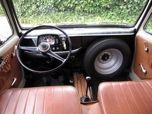 Rare In The Us 1967 Fiat 850 Familiare Minibus Avec Images