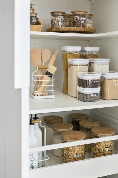 Photo of Home Organisation Labels & Storage Solutions | Little Label Co #home #kitchen de…