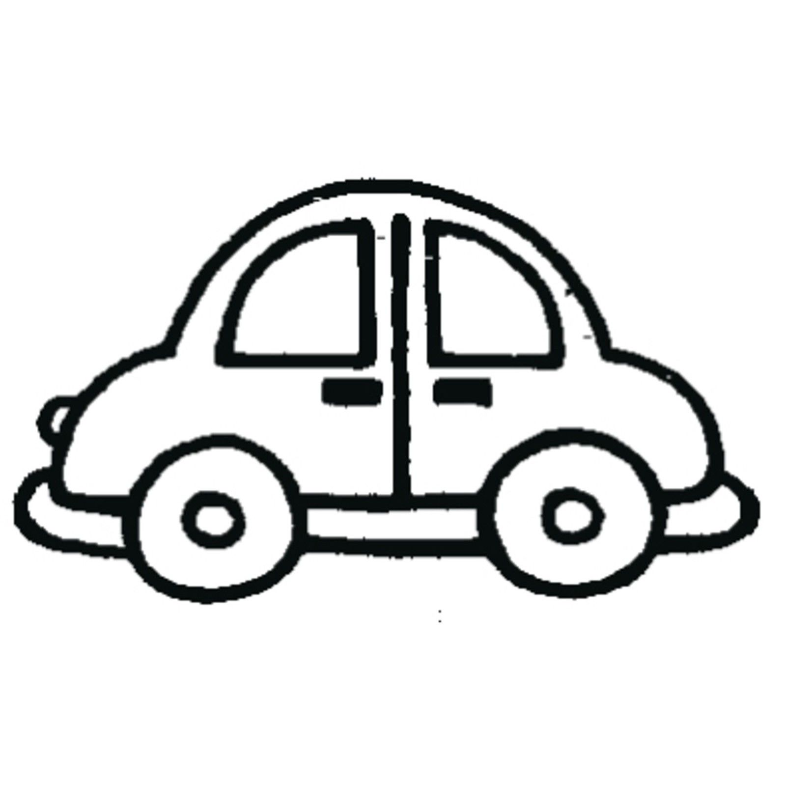 Afbeeldingsresultaat Voor Kleurplaat Auto Peuter Symbolen Stempelen Kleurplaten