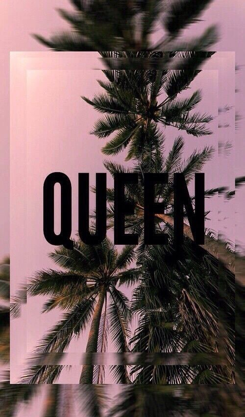 Queen Wallpaper And Pink Image Fondos Para Iphone