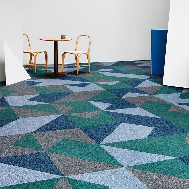 A New Concept In Carpet Tile Shaw Contract Form Us With Love Carpet Tiles Shaw Carpet Modular Carpet Tiles