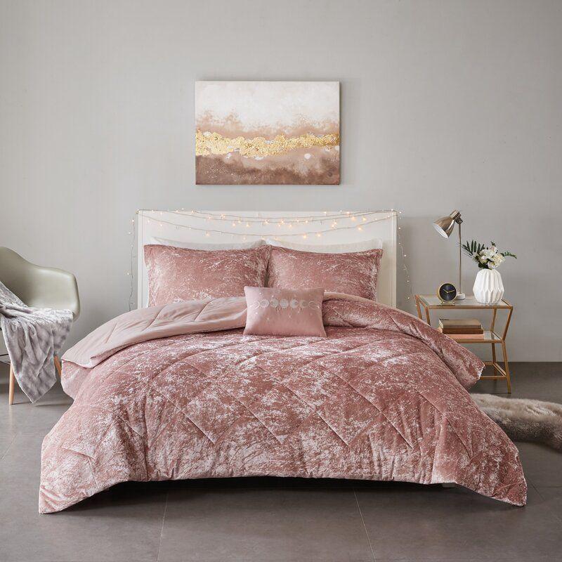 Nussbaum Comforter Set With Images Velvet Comforter Comforter