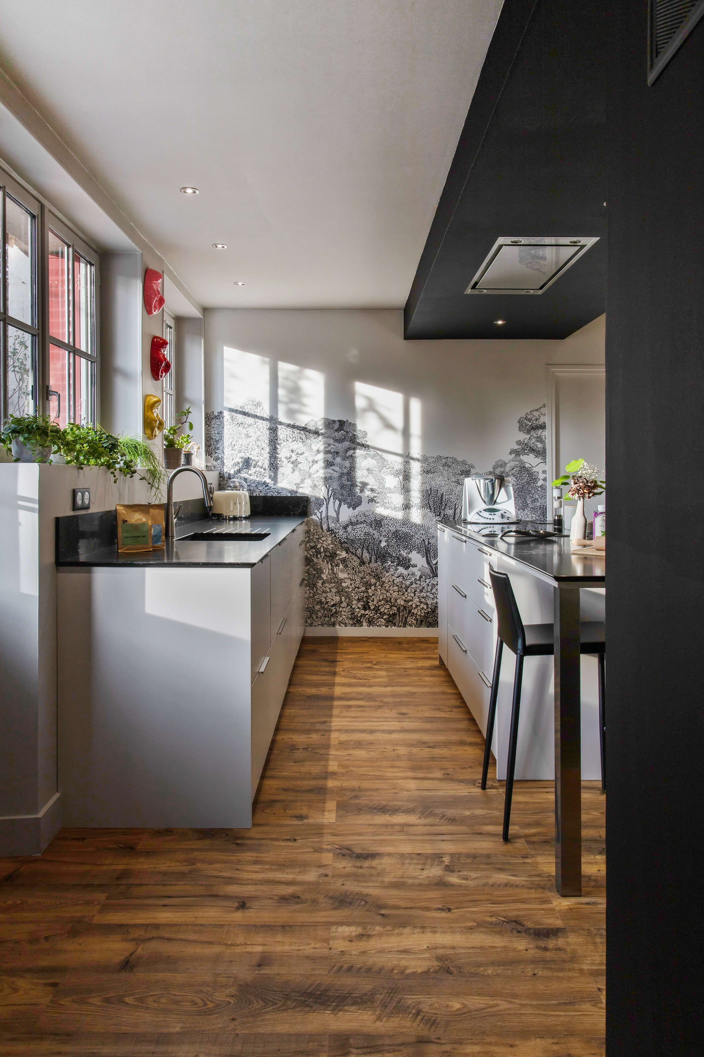 Perene Cuisines Salles De Bain Et Rangements Sur Mesure Cuisines Design Cuisine Moderne Cuisine Originale