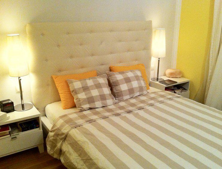 Schlafzimmer Schlafzimmer Home Sweet Home Zimmerschau Haus Deko Malm Bett Ikea Malm Bett