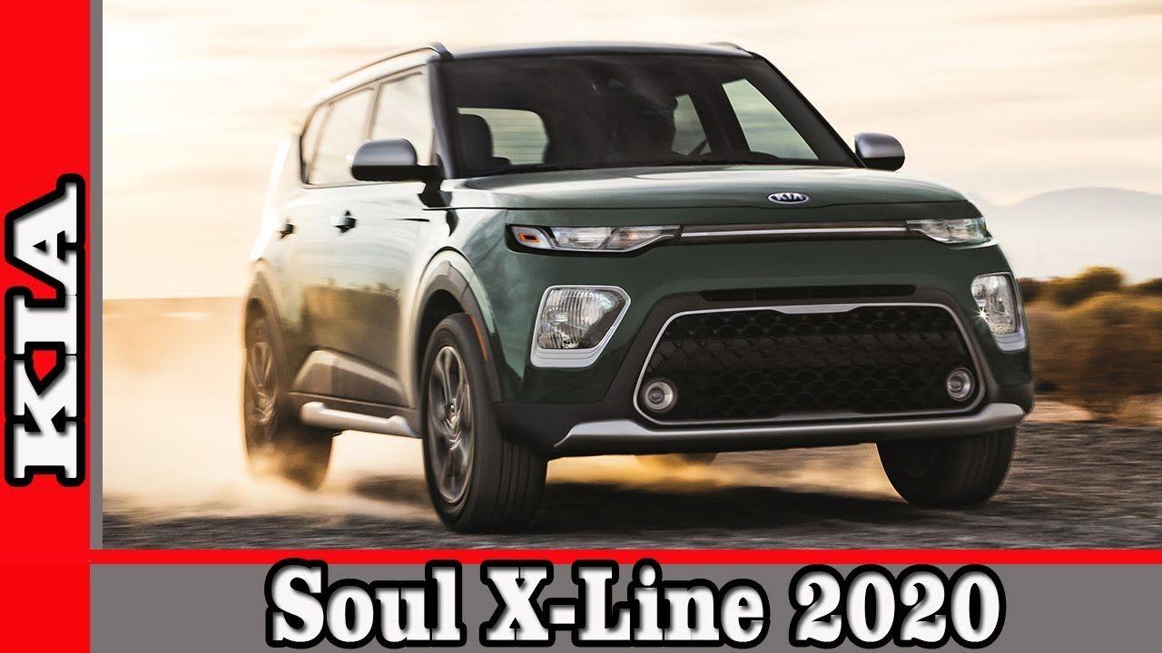 Kia Soul X Line 2020 Obzor Ot Auto World Ru Kia Soul Soul Vnedorozhniki