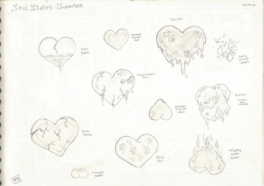 Doodle Undertale: Souls State