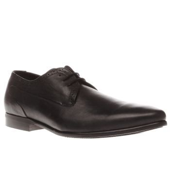 H by Hudson Black Waltz Gibson Mens Shoes Guys, if you dont know how to