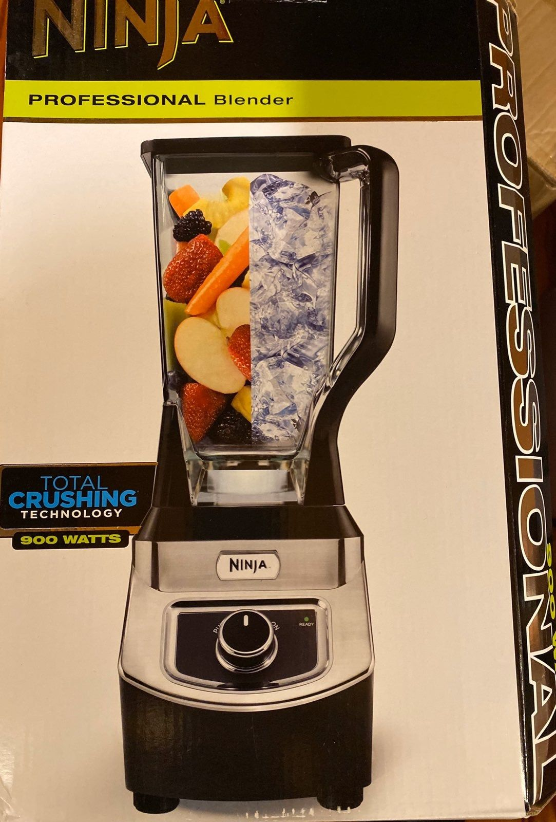 72oz Countertop Blender 1000 Watt Base And Total Crushing
