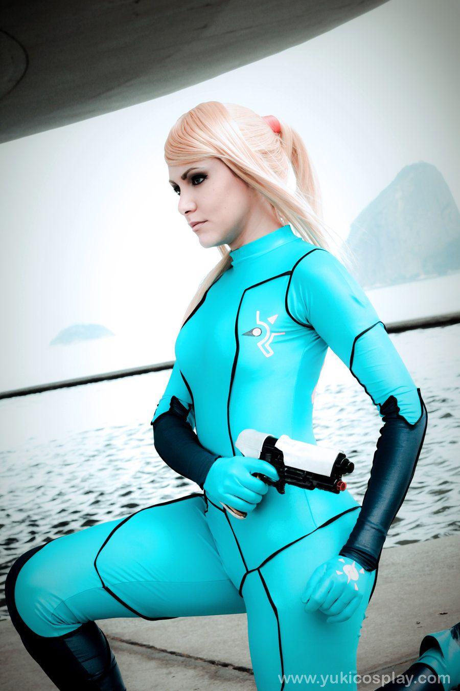 Samus Aran Zero Suit Metroid Cosplay by NaRuWoho on DeviantArt