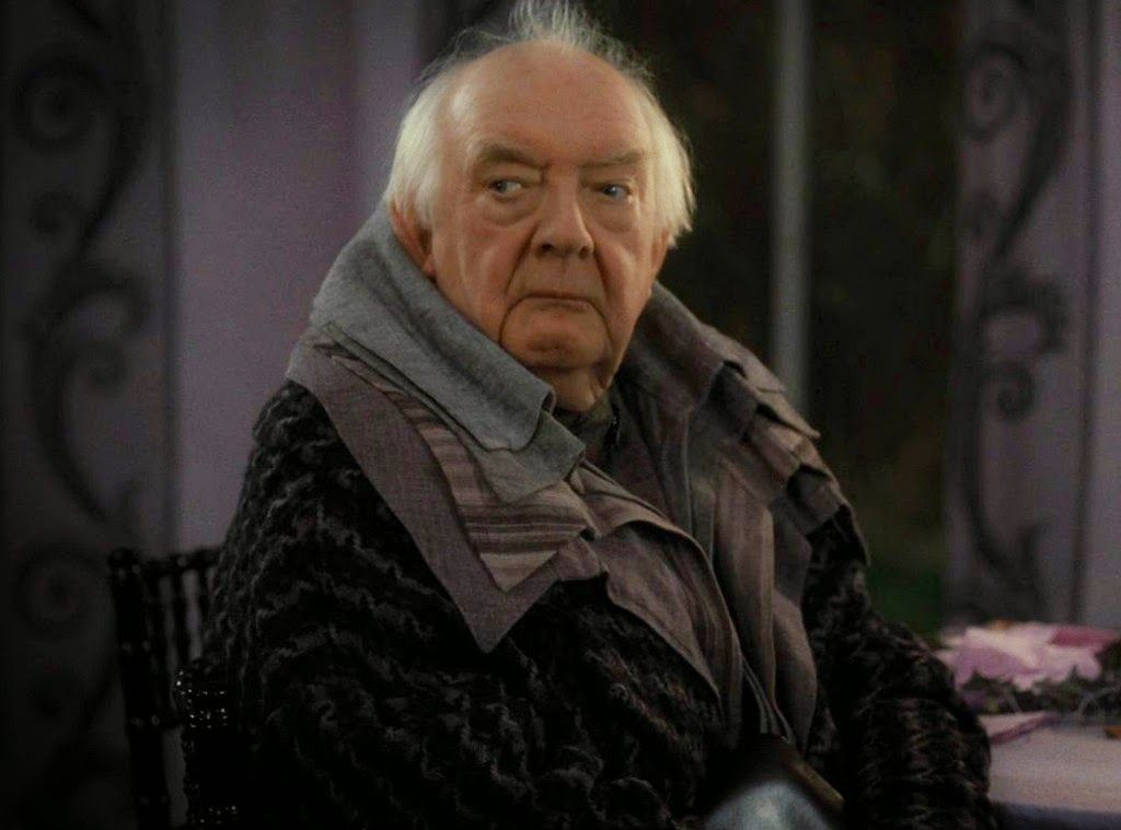 THE WORLD AT LARGE Harry Porter actor David Ryall dies at 79