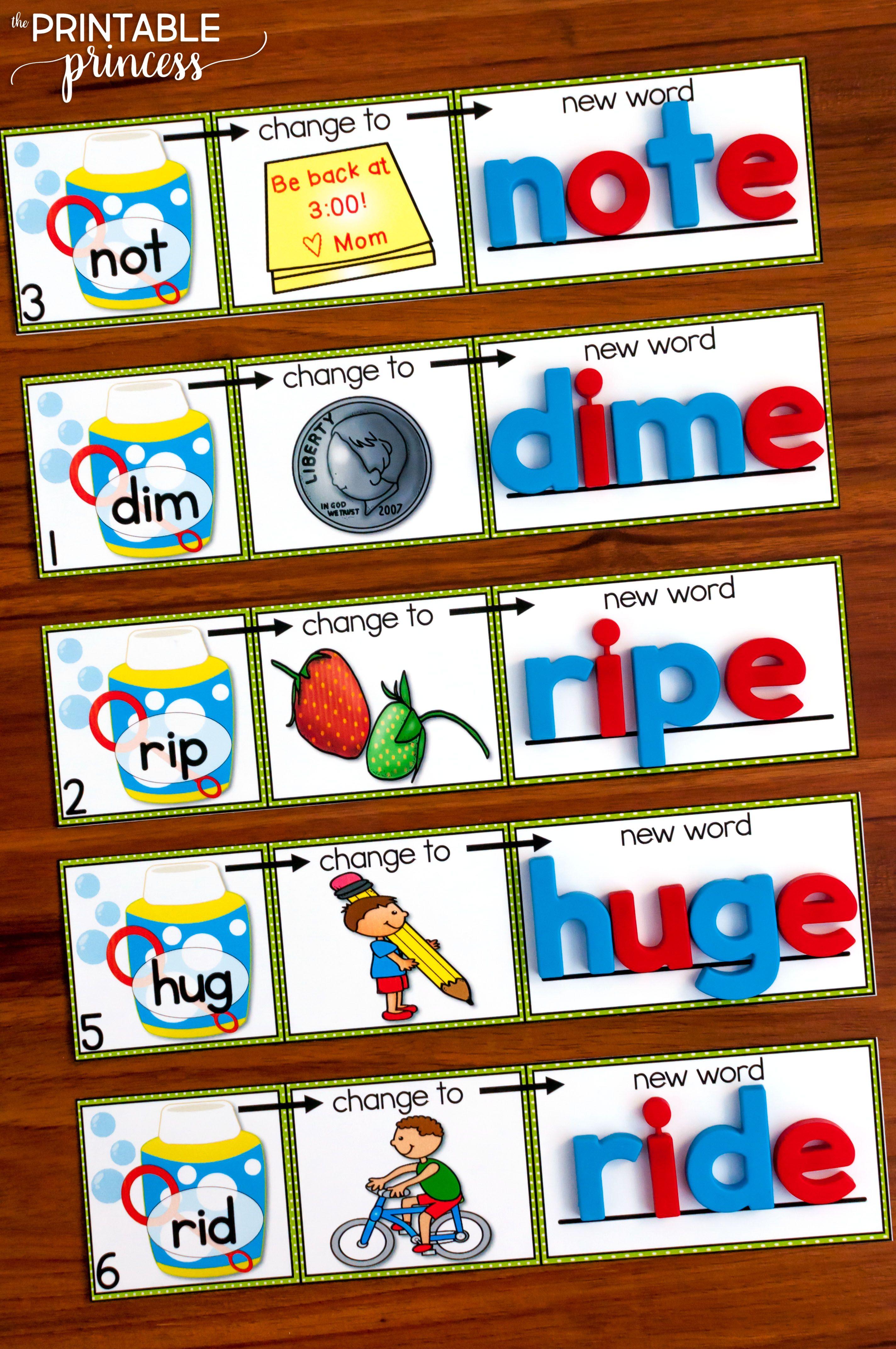 Summer Centers For Kindergarten Literacy And Math