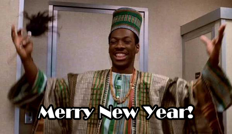 Trading places: Merry ...