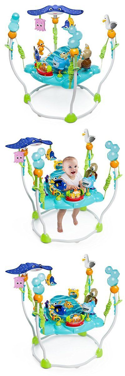 507322c91 Baby Jumping Exercisers 117032  Baby Finding Nemo Activity Seat ...