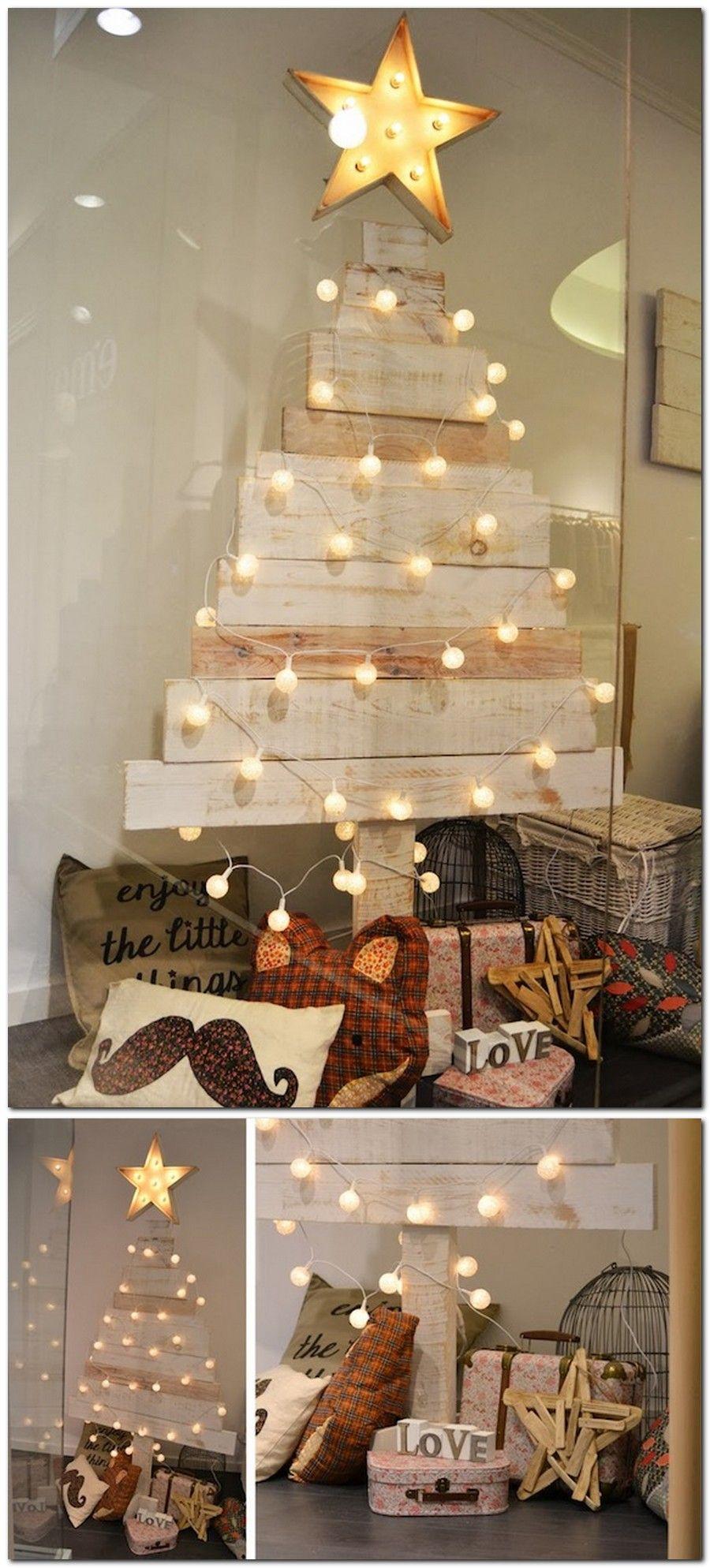 Christmas windows in eme a coru a by la factoria - La factoria plastica ...