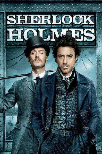 เชอร์ล็อค โฮล์ม 1 (ดับแผนพิฆาตโลก) | Holmes movie, Sherlock holmes, Sherlock