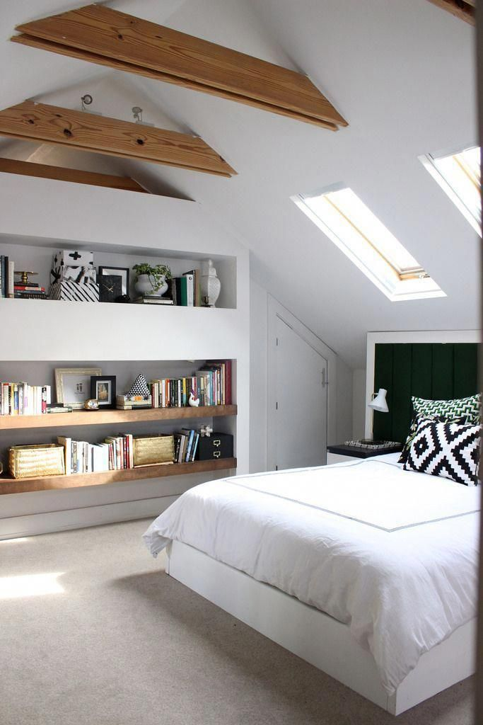 8 Dynamic Clever Hacks: Attic Home Ideas large attic space.Attic Room Victorian short attic storage.Finished Attic Office.. #atticplayroomsmall #atticapartment