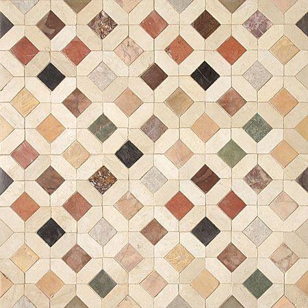 Country Floors Dougga Tile By Ursula Piastrelle Pavimenti Muri