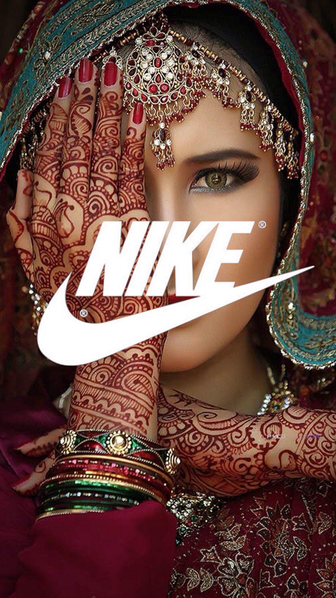 Nike Indian Girl Wallpaper Nike Indian Girl iPhone 6 Plus