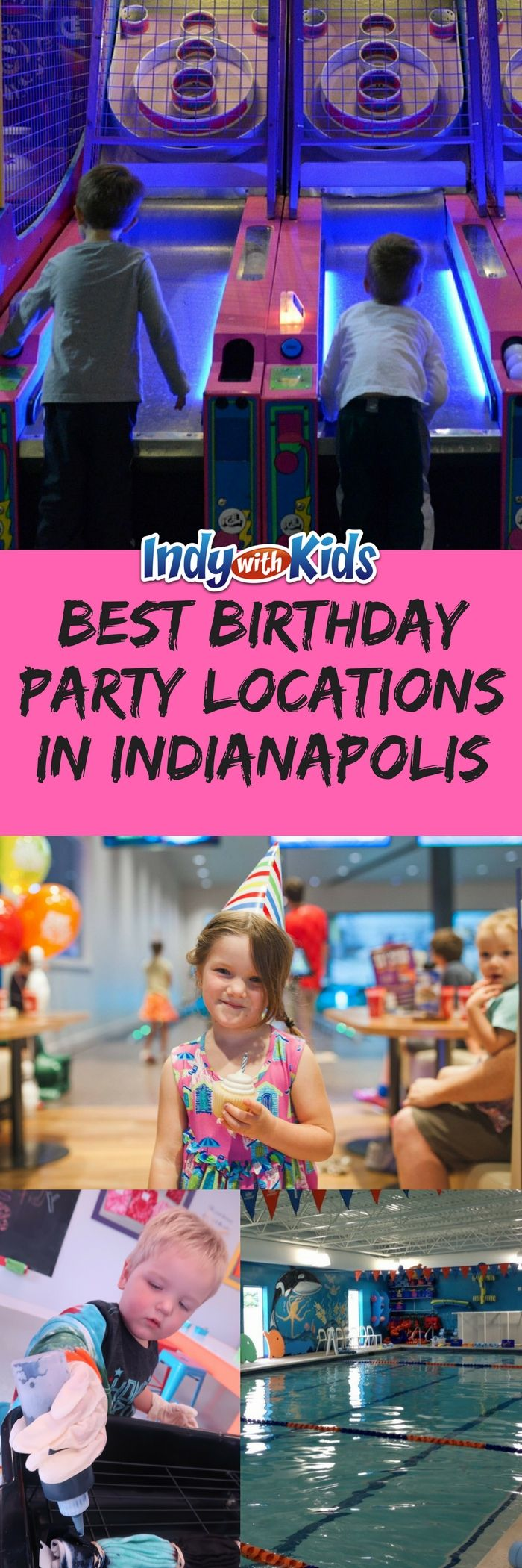 Kids Birthday Party Places.Indianapolis Kids Birthday Party Location Ideas Indy With