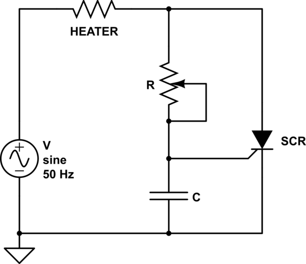 Understanding Scr Power Controls Types Of Scr Firing Applications Electrical Projects Power Control