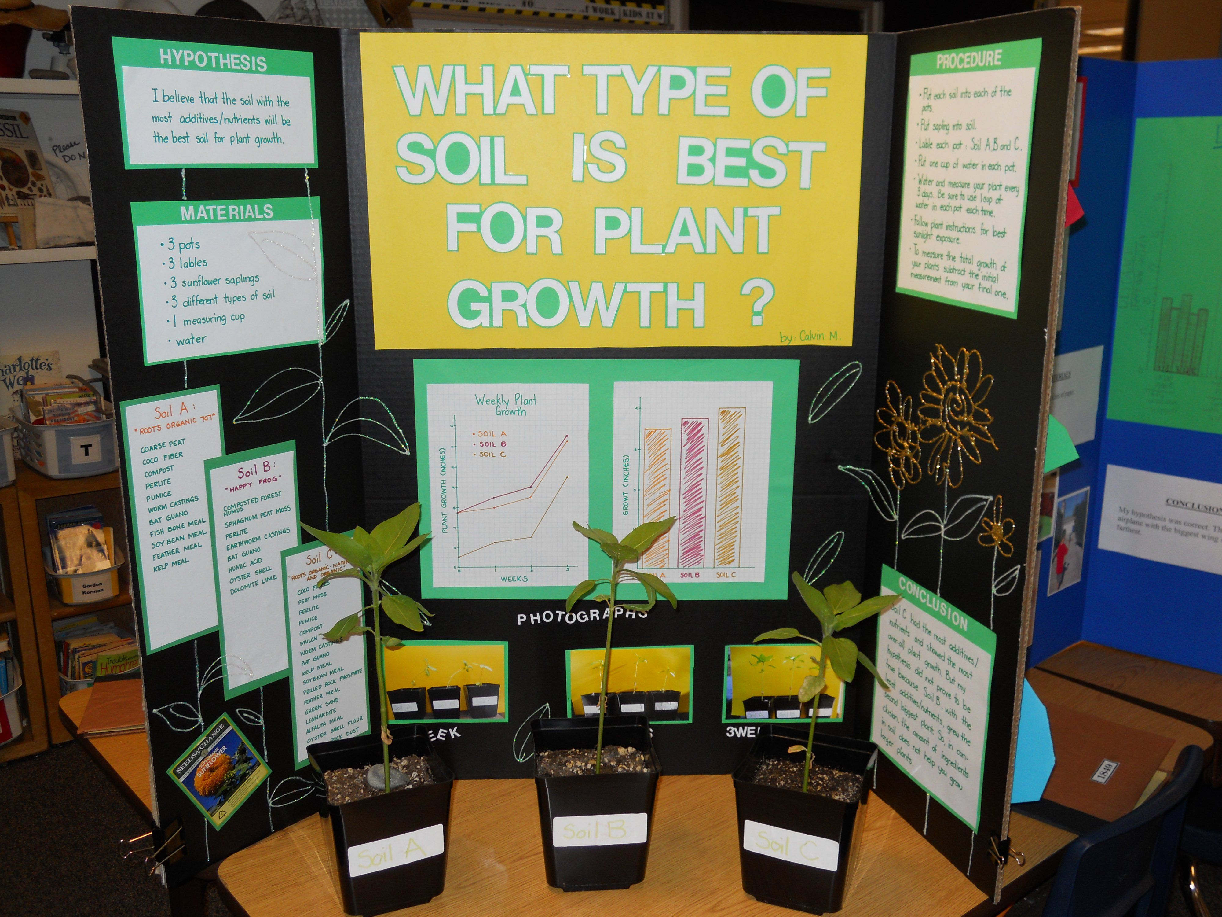 Image Result For Science Fair Projects For 4th Grade
