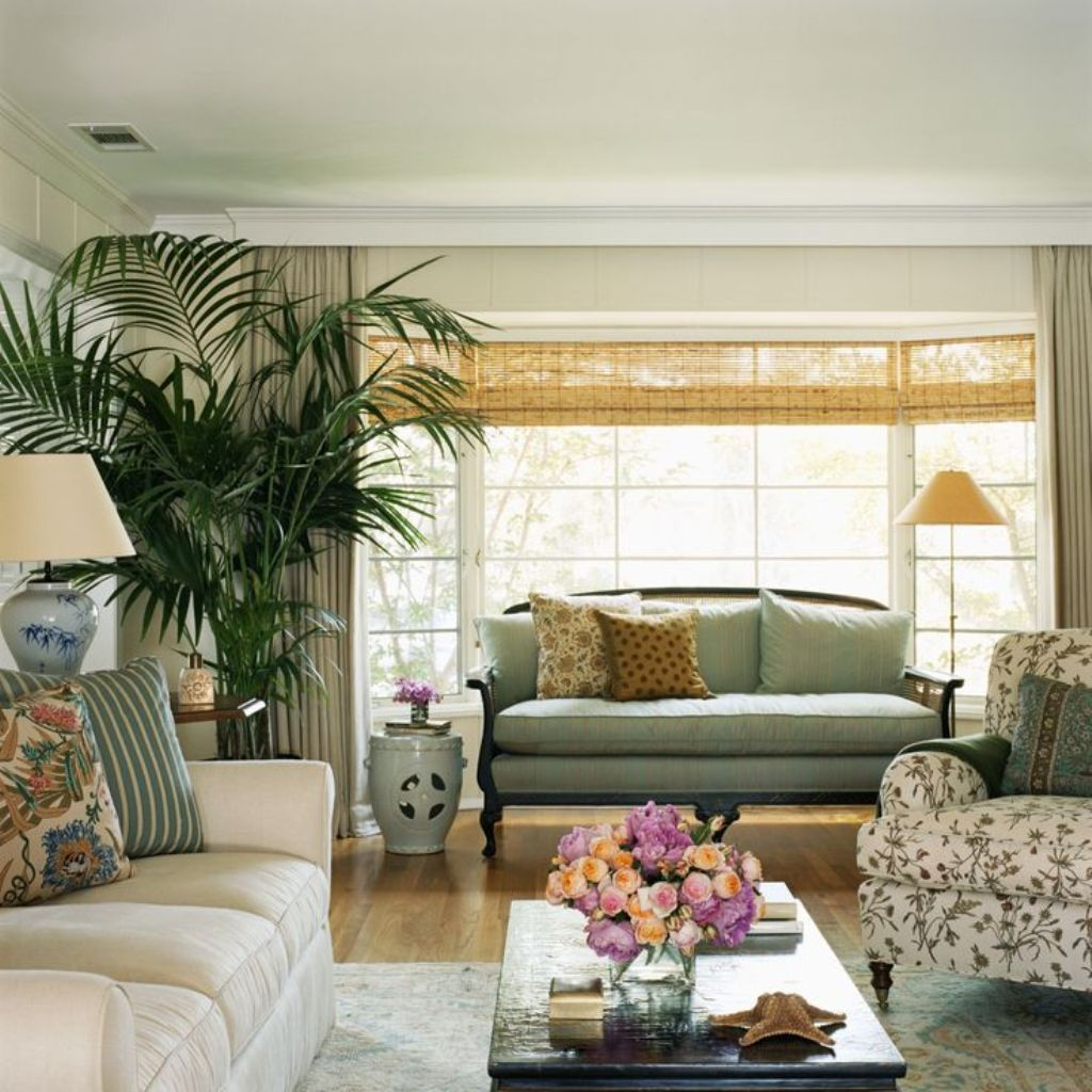 Stylish Roman Shade For Small Family Room Decorating Ideas With Sage