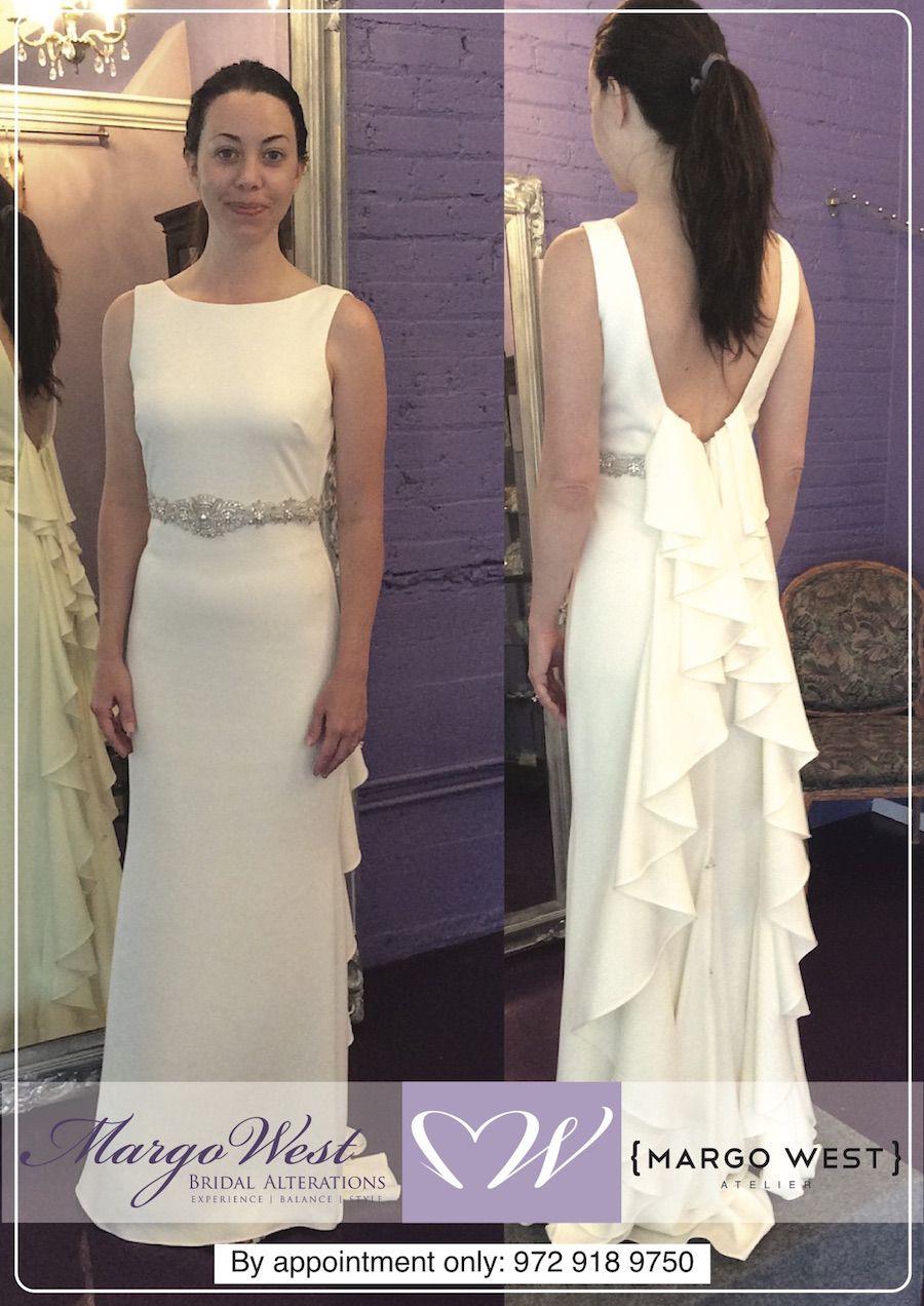 Best bridal alterations in Texas by Margo West. | Margo West Bridal ...