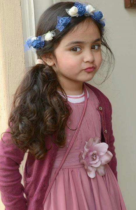 Cute Pakistan Child  Pakistan  Flower Girl Dresses -7433
