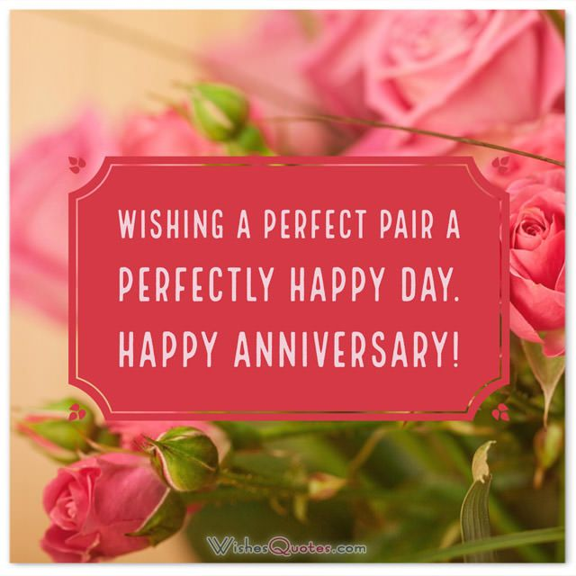Wedding Anniversary Wishes: Anniversary Wishes For Couples, Friends, Parents, Brother