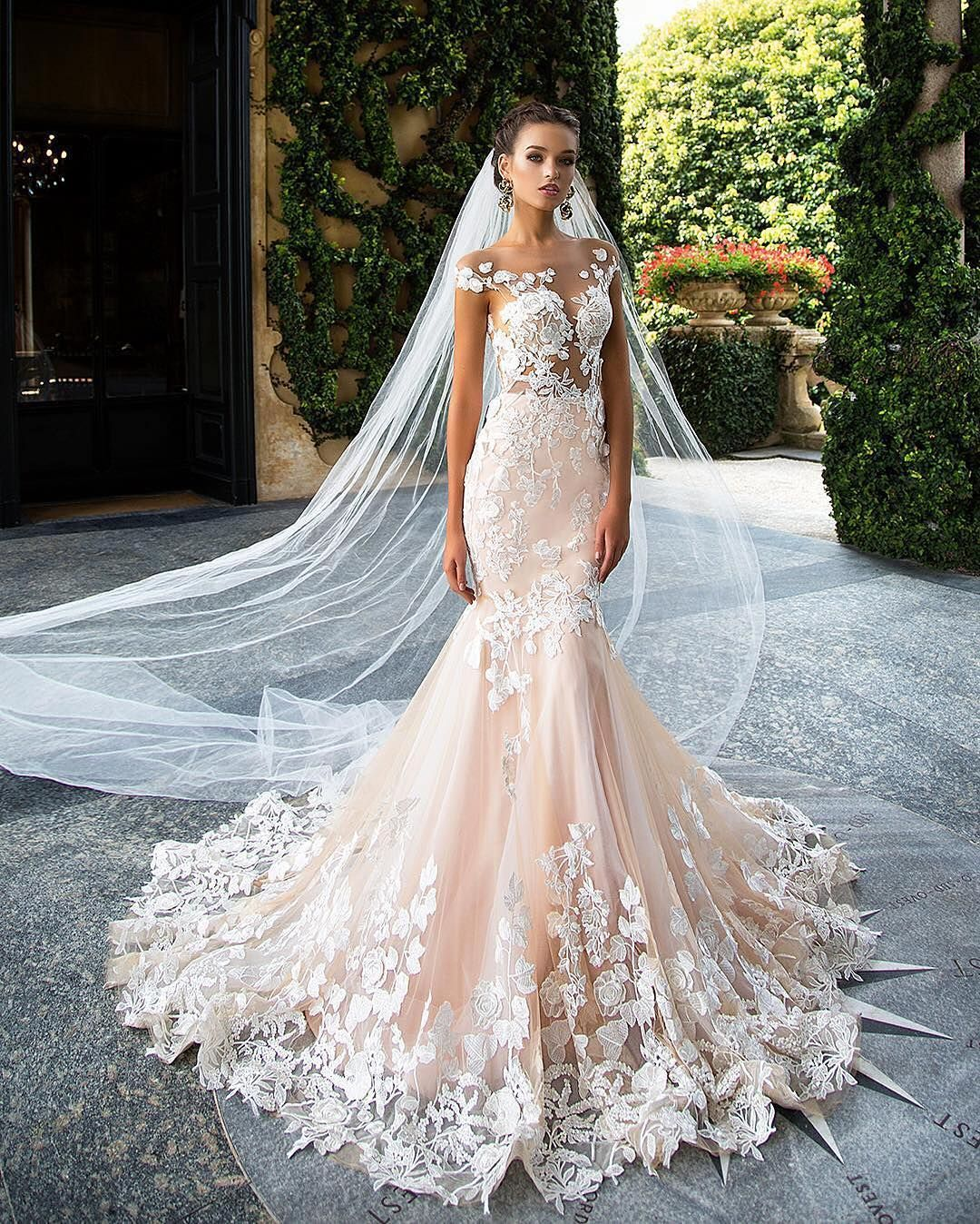 Wedding Ideas On Pinterest: Start Your Luxury Wedding Dress Search With This Pinterest