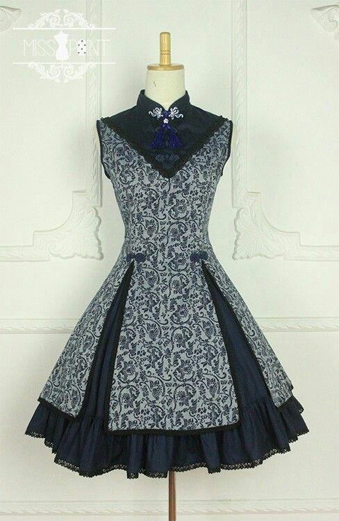 Ausgefallene vintage kleider