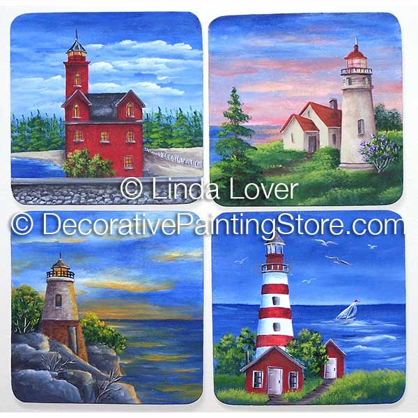 Lighthouse Miniatures Epacket By Linda Lover Pdf Download Tole