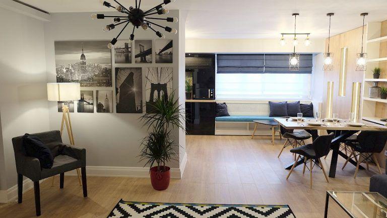apartament 60 mp
