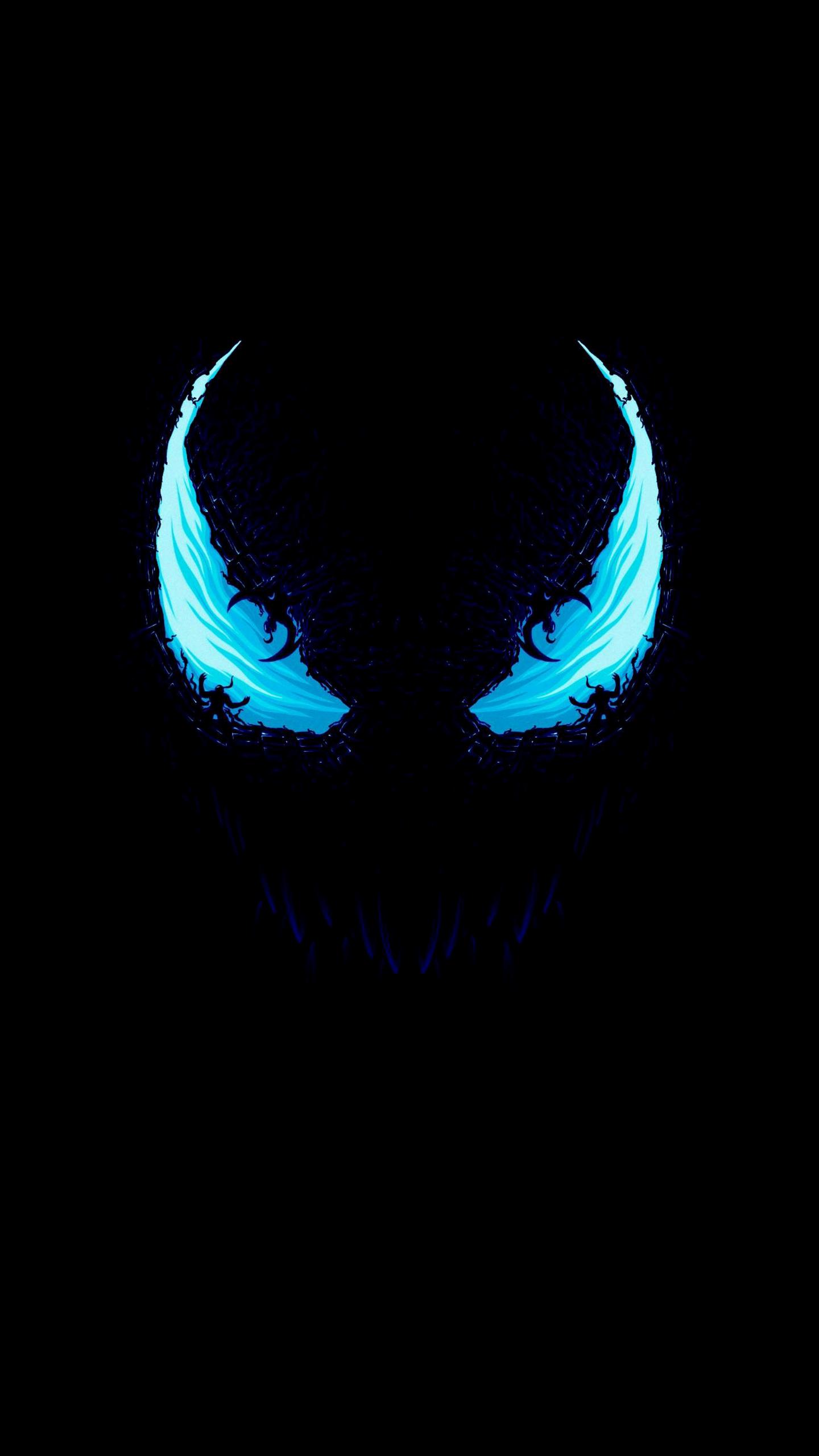 Dark Iphone Wallpaper Illyustracii Komiksov Marvel Neonovaya Zhivopis Risunki Pandy