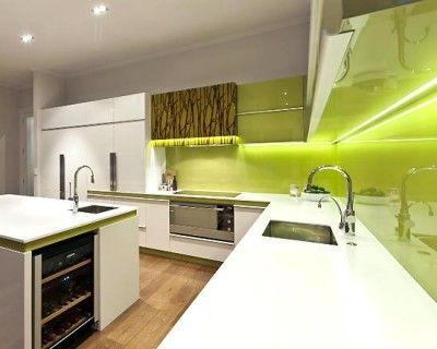 Iluminacion Led Para Cocinas. Excellent Luz Led Opciones Interiores ...
