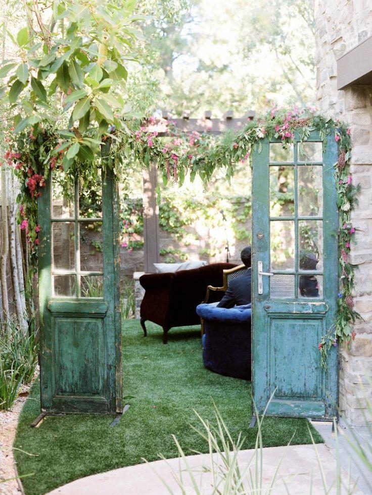 Photo of Tina Brian – 7.24.14 Renovación de votos   lov – ideas de diseño de jardines
