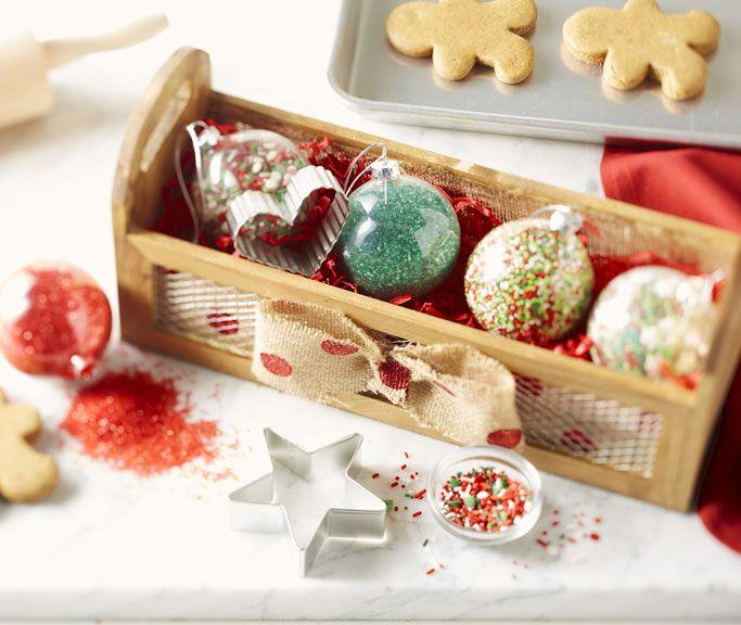 Diy Sprinkle Ornaments: Makers Guide: Sprinkle Ornament Gift Box
