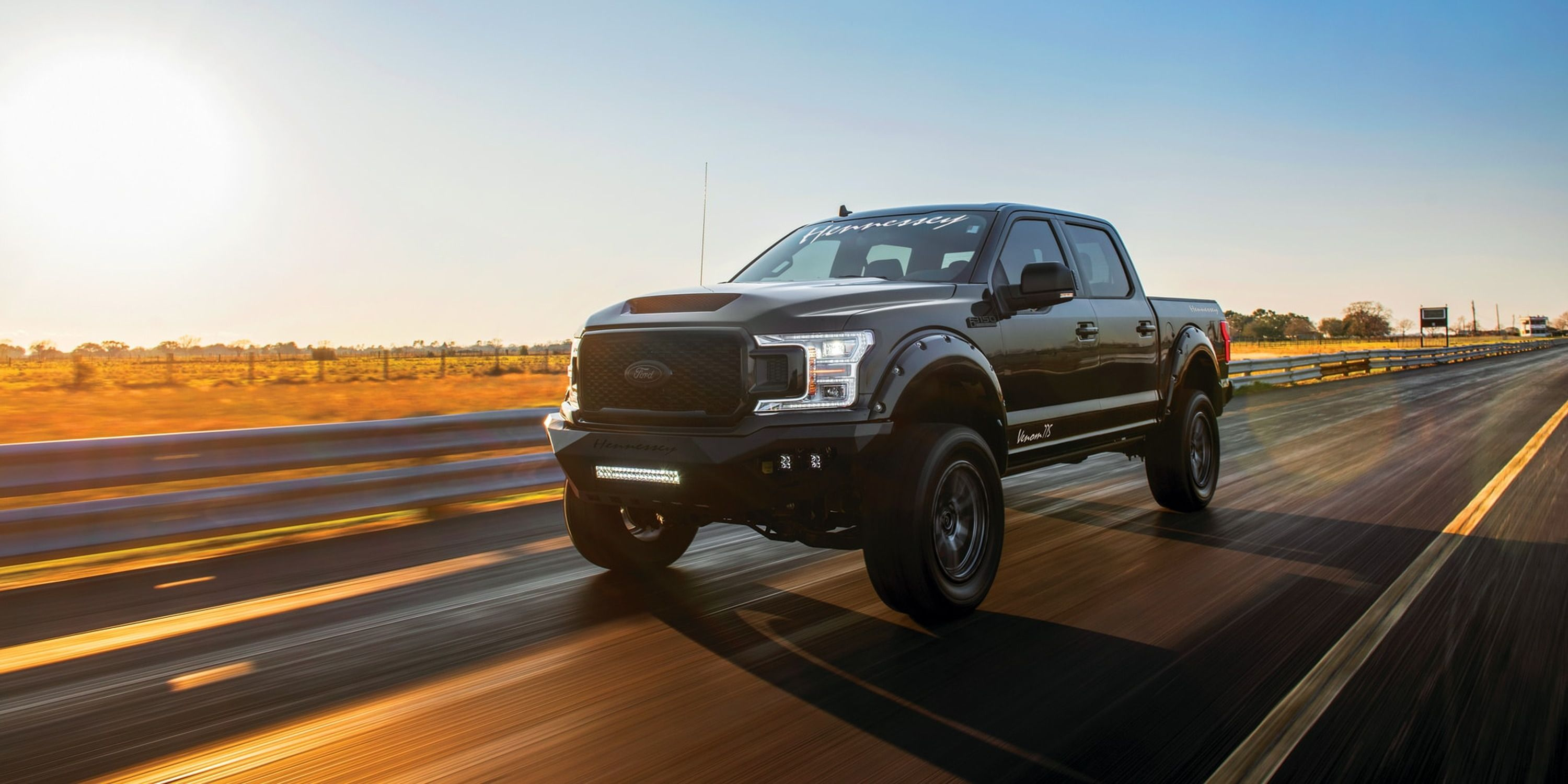 2020 Ford F 150 Venom 775 By Hennessey Ford Ford Trucks Latest Cars